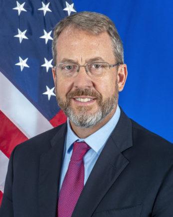 """Ambassador James """"Jimmy"""" Story"""