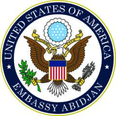 Seal of Embassy Abidjan