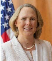 Deputy Chief of Mission Joann M. Lockard