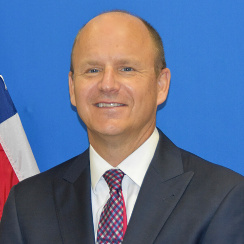 Thomas Reott, Consul General Tijuana, T