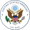 Bolivia Mission Seal