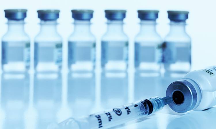 Vaccines and syringe