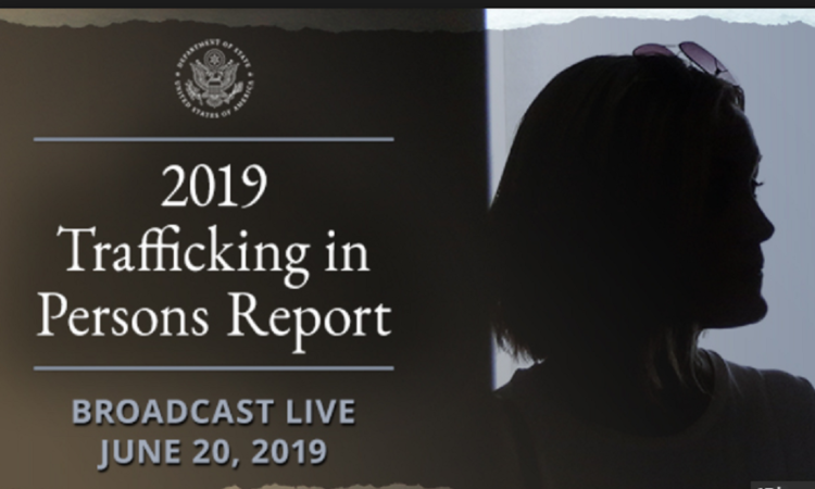 2019 Trafficking in Persons Report text