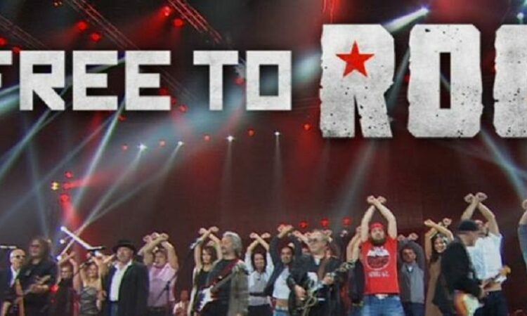 Free to Rock promotional image