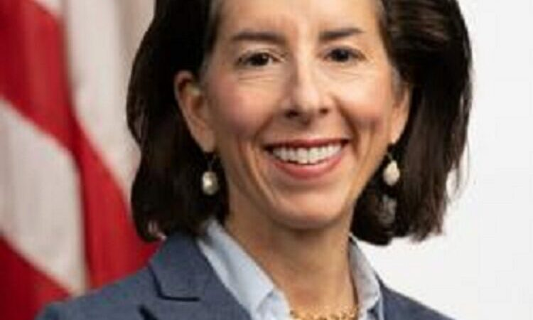 US-Wirtschaftsministerin Gina Raimondo (Foto: US-Wirtschaftsministerium)