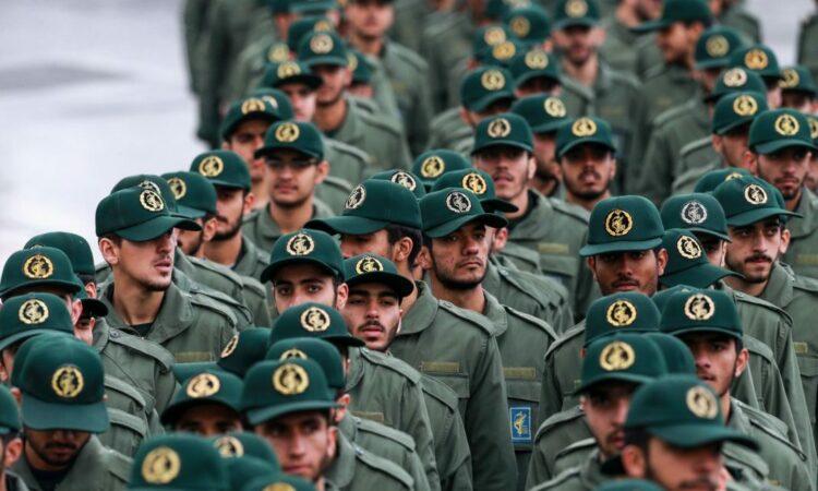 Iranische Revolutionsgarde (Foto: US-Außenministerium)