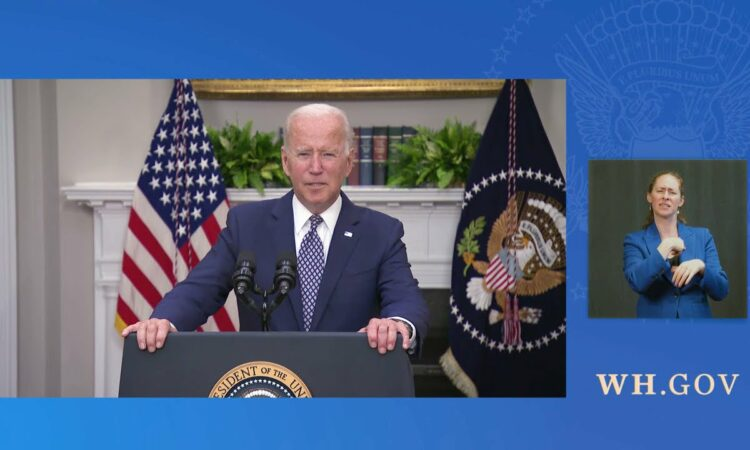 President Biden Delivers Remarks on Our Ongoing Efforts in Afghanistan to Evacuate American Citizens, SIV Applicants and Their Families, and Other Vulnerable Afghans, and His Meeting with Fellow G7 Leaders on How Our Nations Can Come Together in Support of the Afghan People