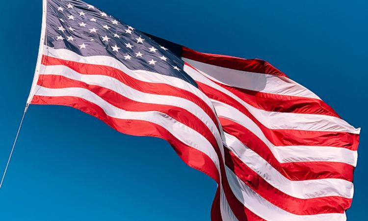 The America Flag