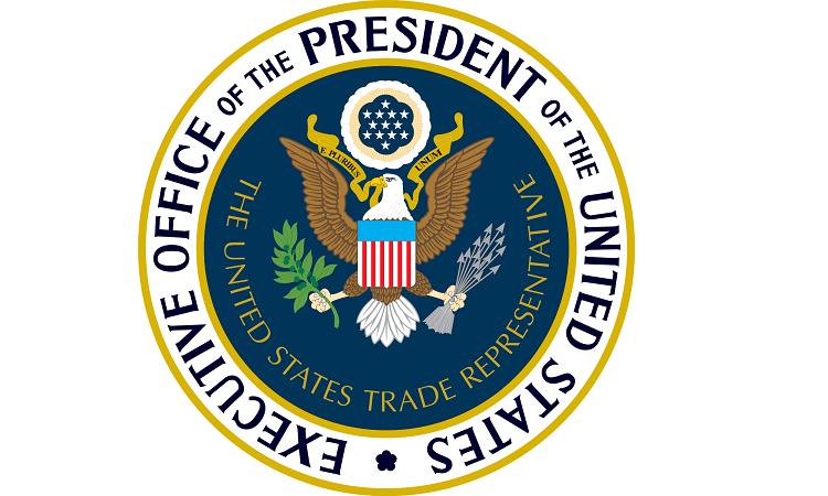 The United States Trade Representative Logo