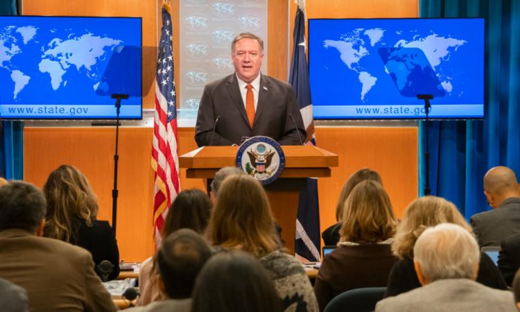 Secretary Michael R. Pompeo Remarks