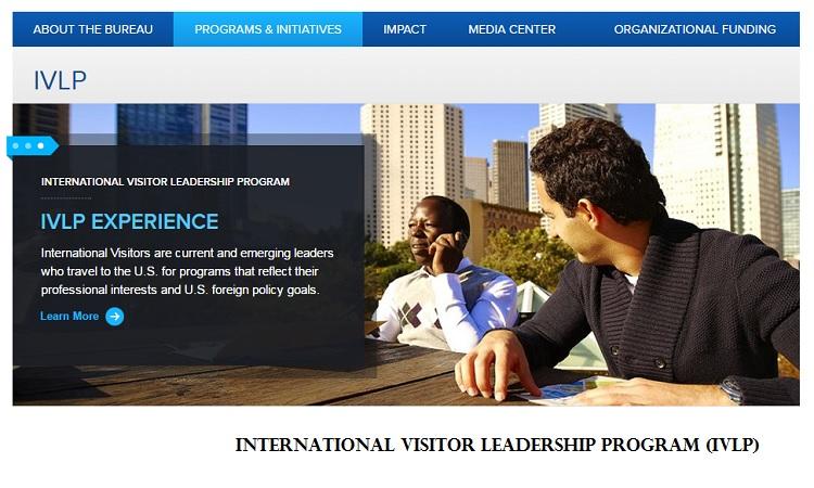 International Visitor Leadership Program Text