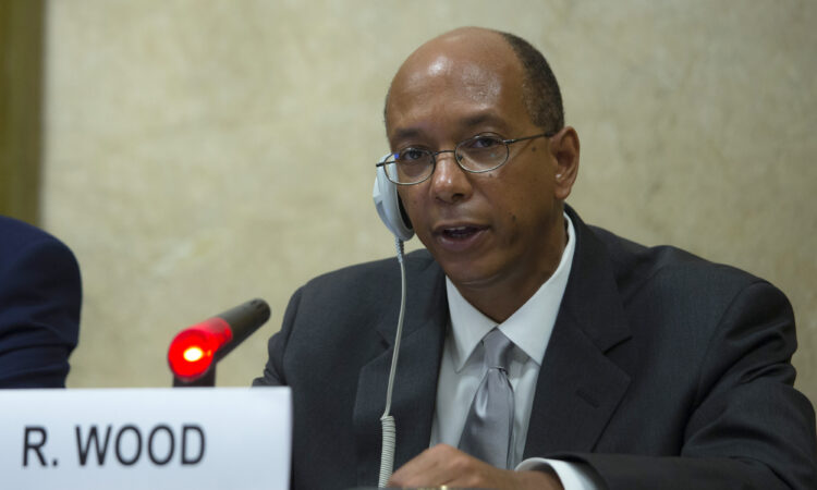 Statement by Ambassador Robert A. Wood