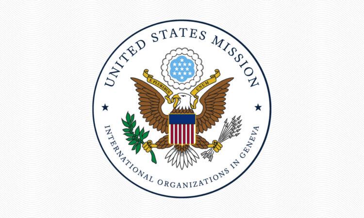 U.S. Mission Seal
