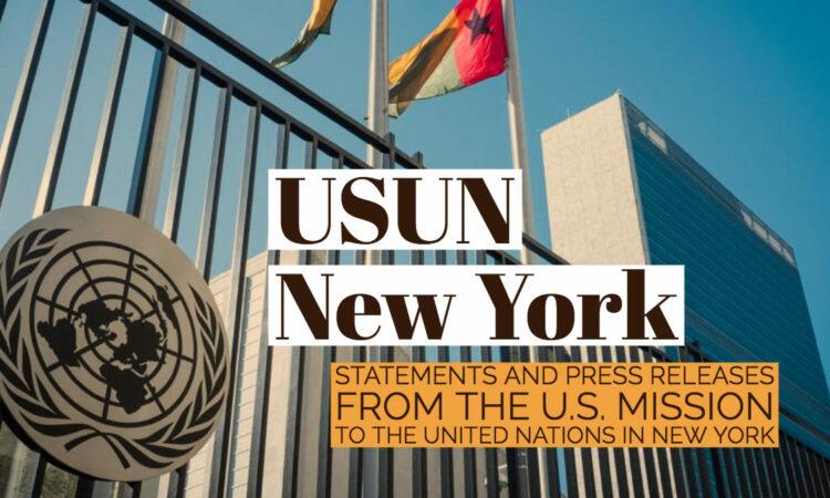 USUN New York
