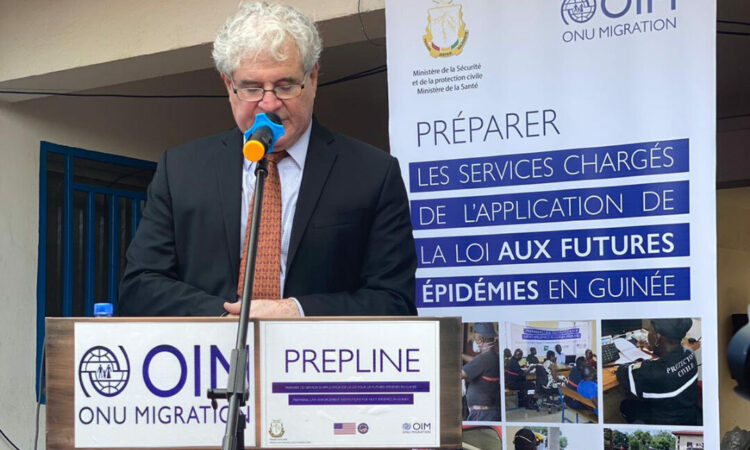 Remarks for Chargé d'Affaires a.i. Steven Koutsis