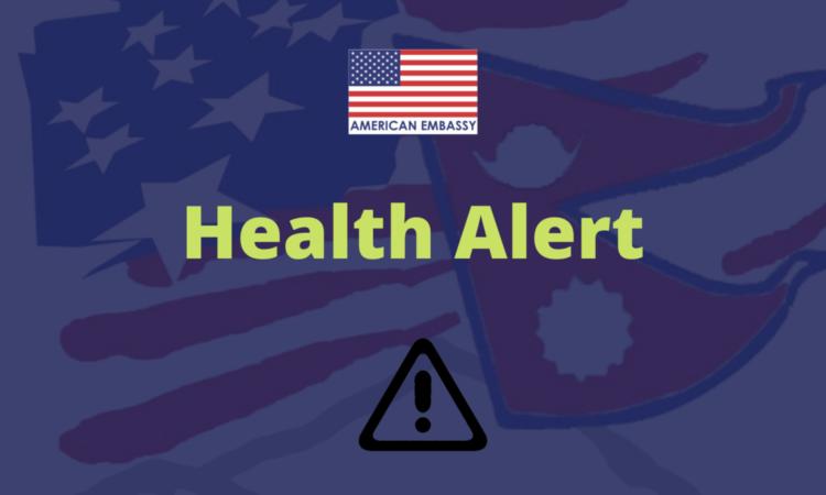 Health Alert Illustration