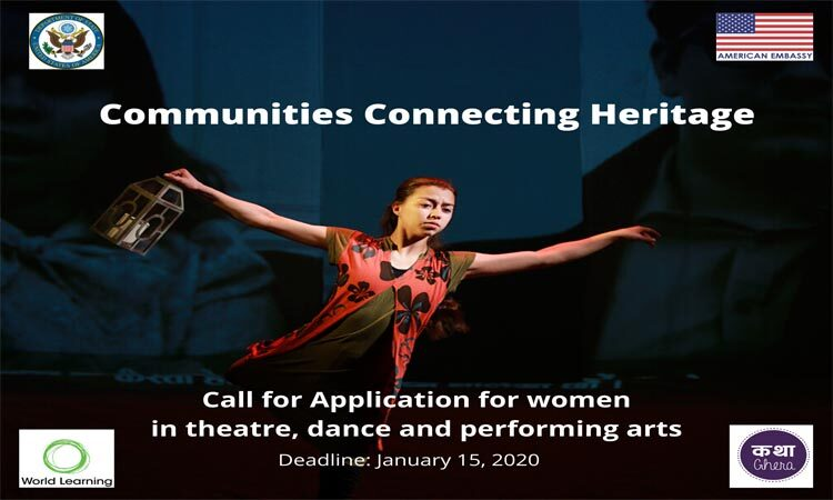 Communities Connecting Heritage for Women in theatre, dance or performing arts