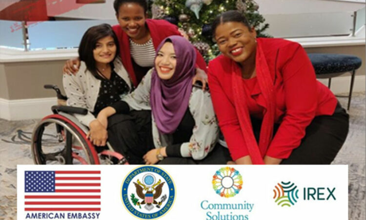 The Community Solutions Program (CSP), sponsored by the Department of State's Bureau of Educational and Cultural Affairs (ECA) and implemented by IREX,