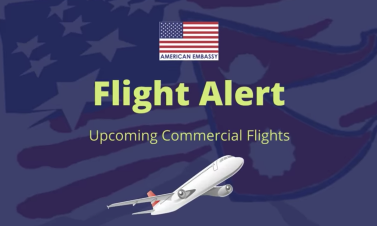 Flight Alert Illustration