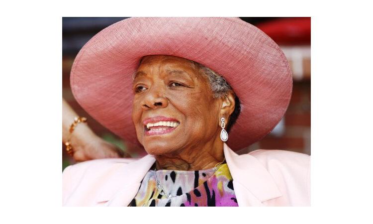 Maya Angelou (AP Images)