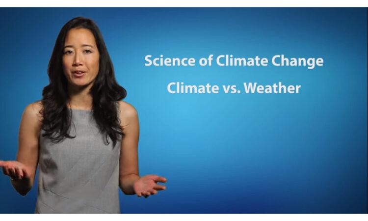 Screenshot of Melanie Nakagawa and course title (Courtesy of YALI Network)