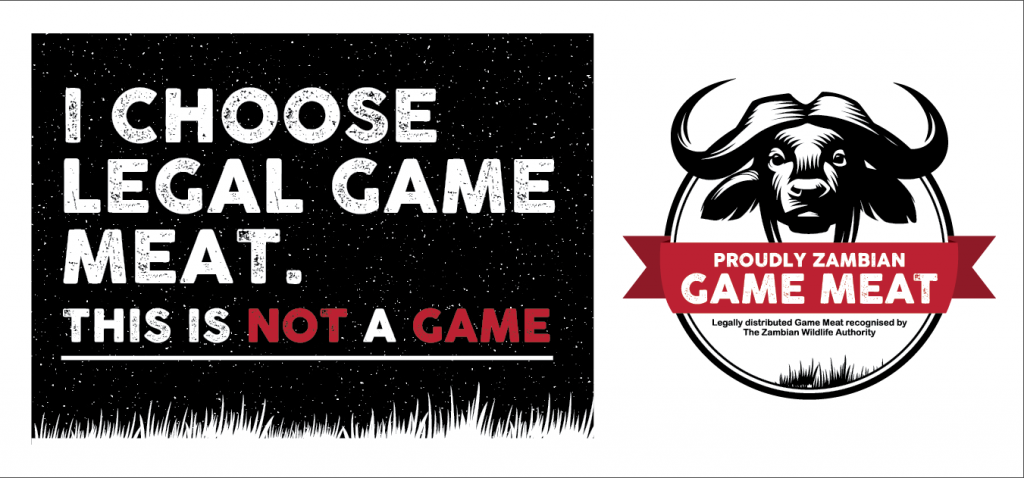 """""""This is not a game"""" promotional flier"""