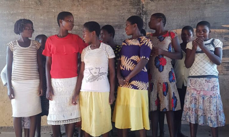 Being a Role Model For Young Women in Malawi