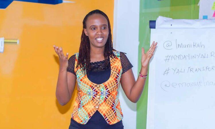 Photo of Wairimu Mwangi