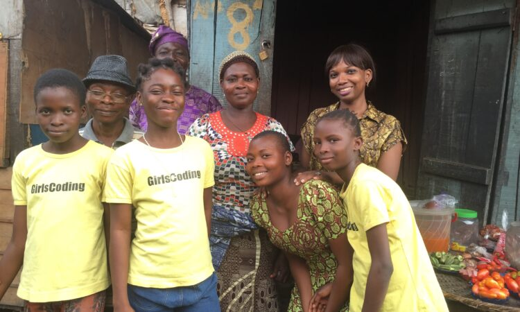 Standing Up For Girls' Education in Nigeria