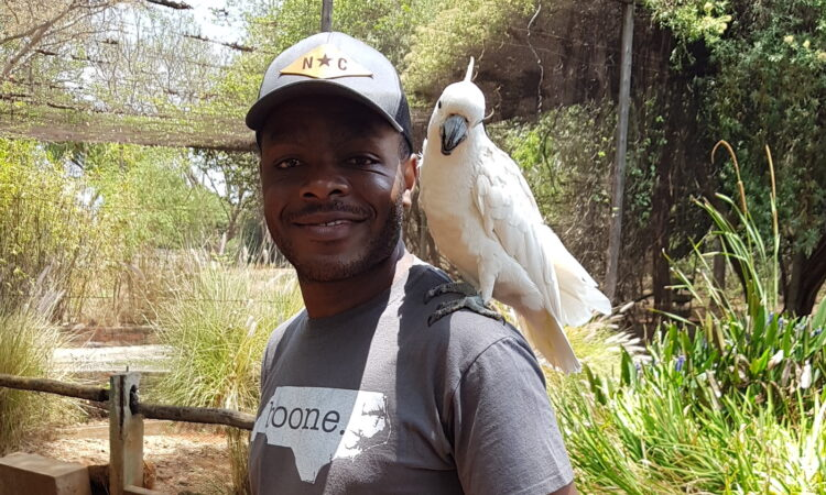 YALI Voices Podcast: Suleiman Makore Sees Benefits for Communities When Wildlife is Allowed to Thrive