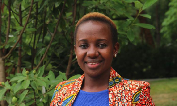 Neema Kiswaga YALI Voices Podcast: Neema Kiswaga Creates a Ladder to Leadership for Youth