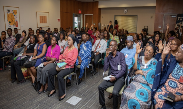AGOA session participants at the U.S. Embassy in Abuja