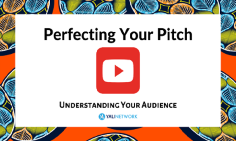 Perfecting your pitch video icon