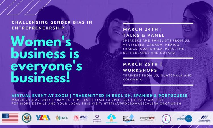 Challenging Gender Bias in Entrepreneurship