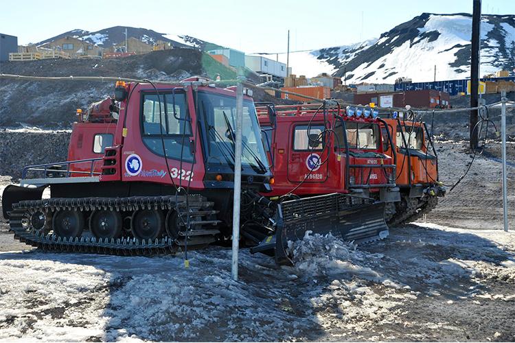 Antarctica. Photo credit: U.S. Department of State.