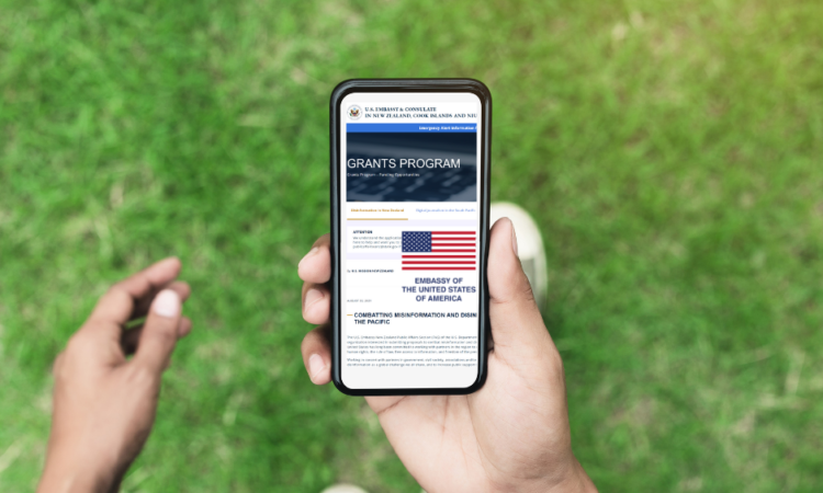 Grants Program – General Notice of Funding Opportunity.
