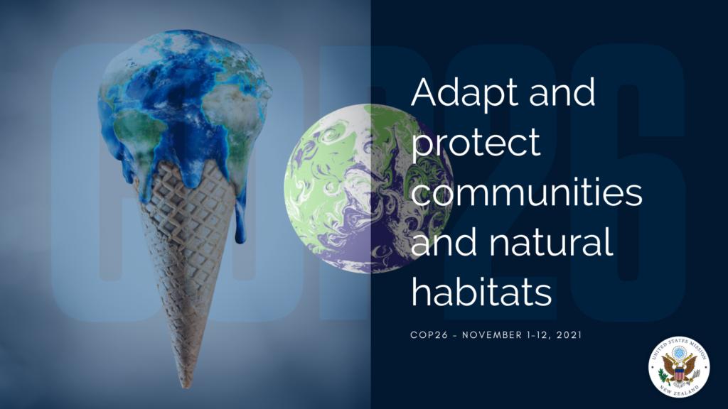 Goals of COP26
