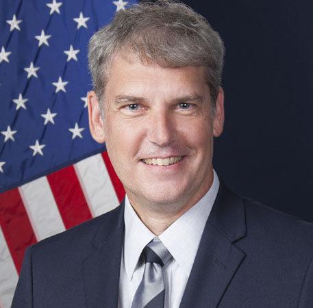John C. Taylor official photo