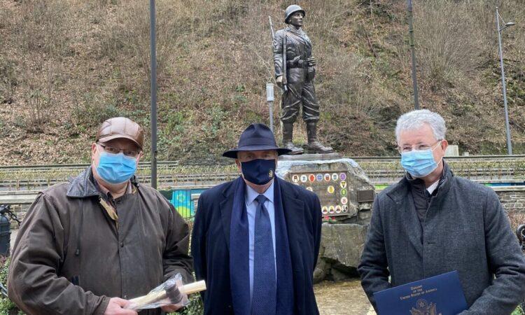 Ambassador Randy Evans visits Clervaux