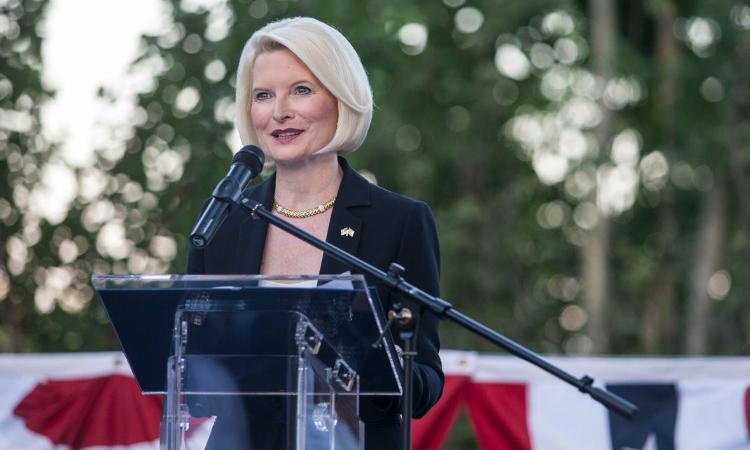 Ambassador Gingrich statement on ratification of 19th amendment