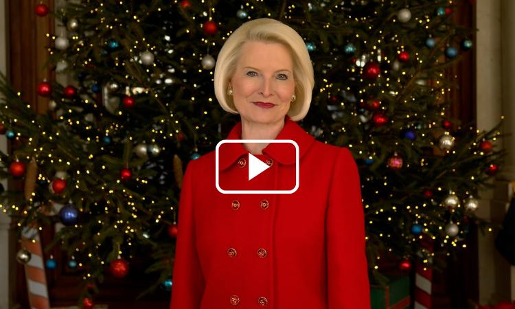 ambassador Gingrich season greetings video